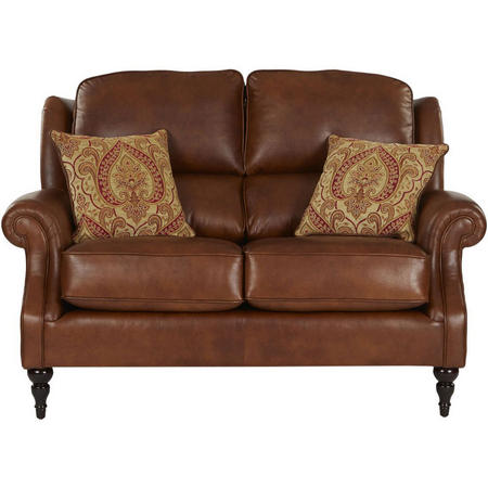 Oakham 2 Seat Sofa Leather