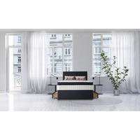 Pescaro King Size Storage Divan Set
