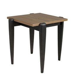 Spider Corner Square Table