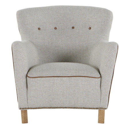 Stockholm Chair in B Fabric