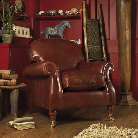 Westbury Chair Leather