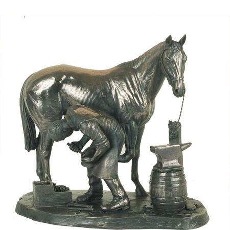 Blacksmith Ornament