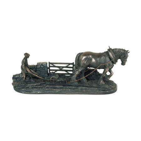 Ploughman Ornament
