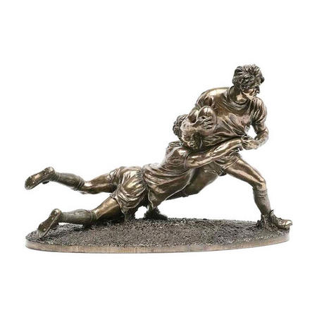 Rugby Players Ornament