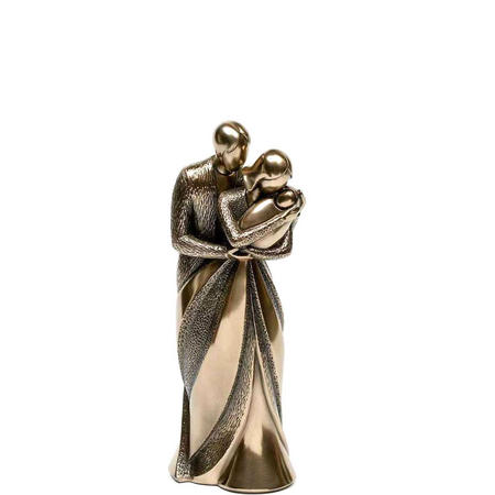 Couple & Baby Ornament