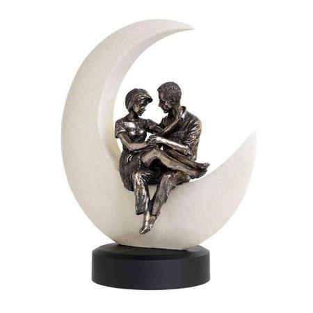 Midnight Engagement Ornament
