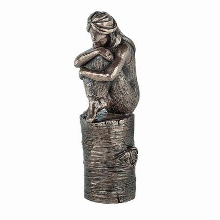 Love Life Dreamer Bronze Figurine
