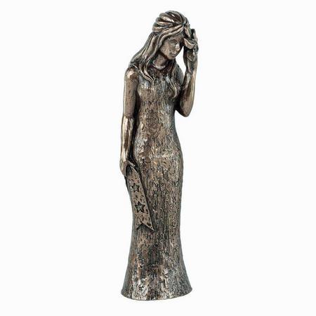 Love Life Congratulations Bronze Figurine
