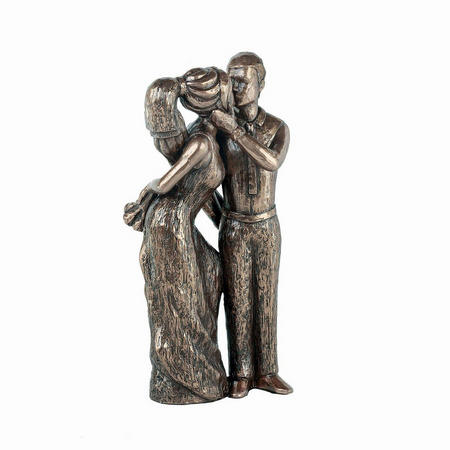 Love Life Share Your Love Bronze Figurine