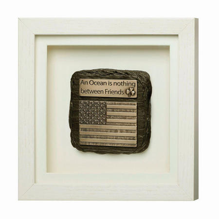 Friendship Framed Plaque