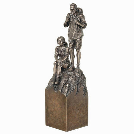 Freedom Bronze Figurine