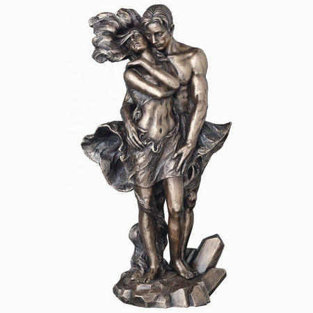 The Warmth Of Love Figurine