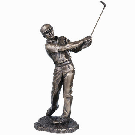 The Chip Shot Figurine