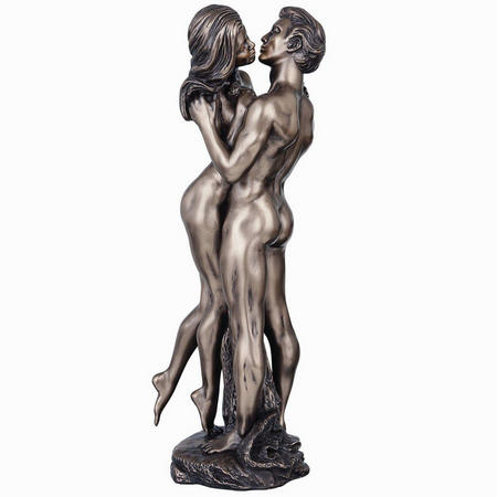 The Embrace Figurine