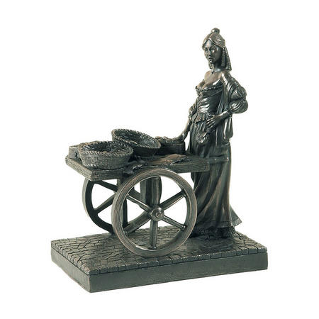 Molly Malone Small Ornament