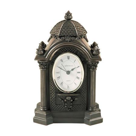 Oval Clock