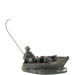 A Day's Fishing Ornament