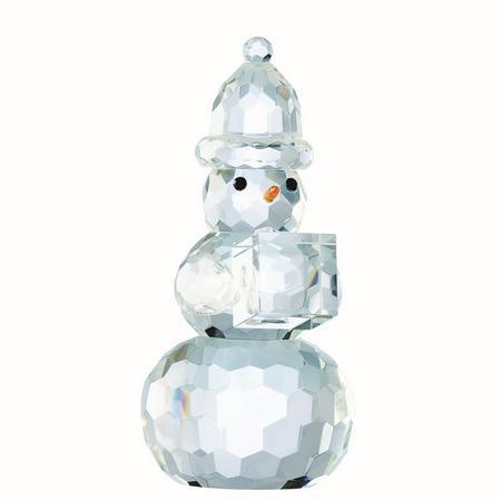 """Living Gem Snowman 5.5"""""""