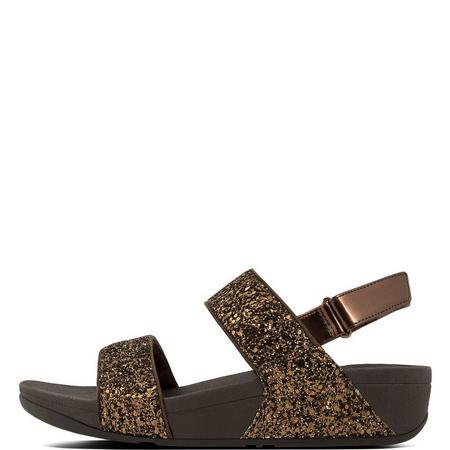 Glitterball Sandal Bronze