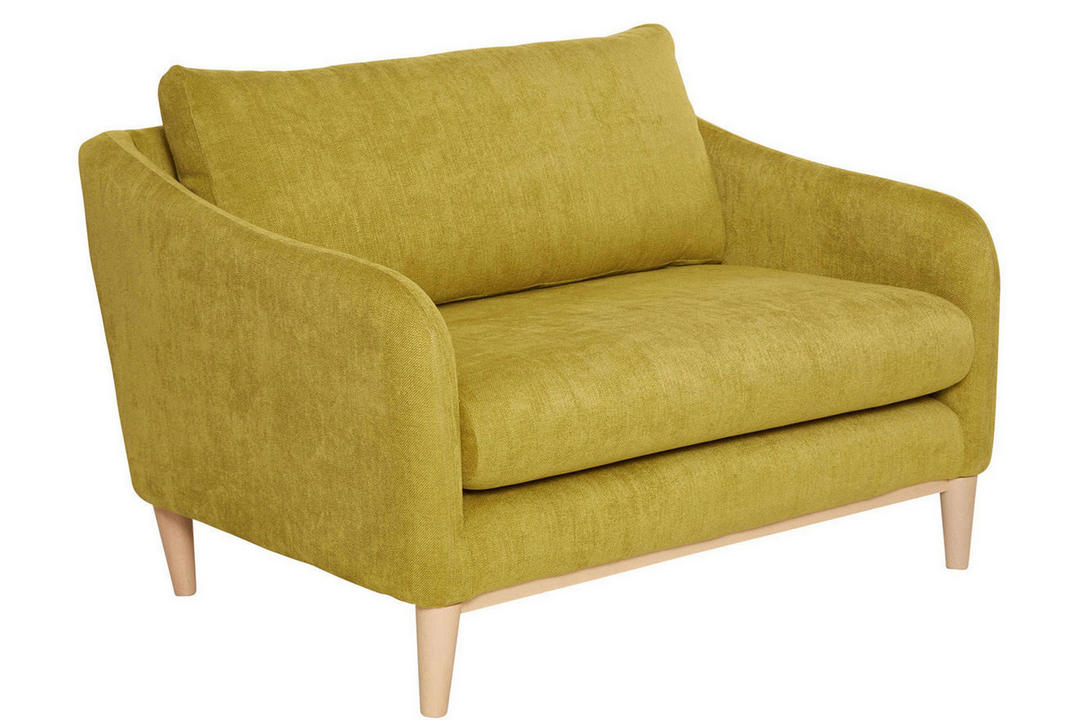 Haddon Armchair Holm Olive