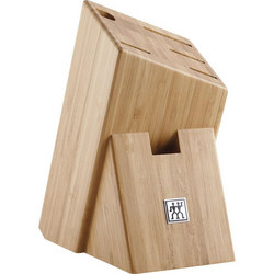 Knife Block Bamboo (For Pro)