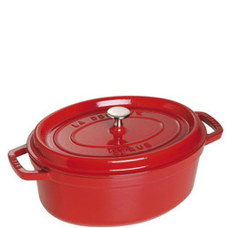 Cocotte Oval 29 Cm Cherry