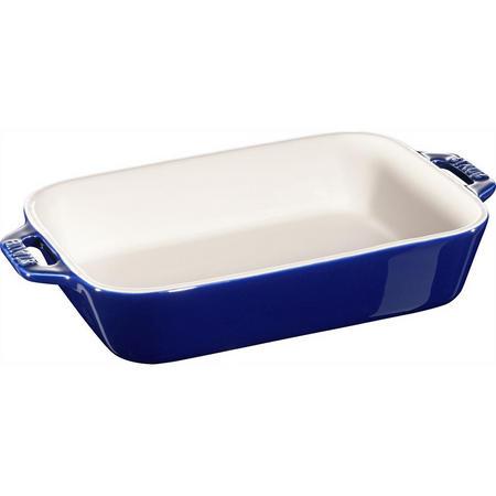 Gratin Dish Dark Blue