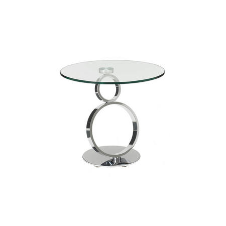 Rings Lamp Table
