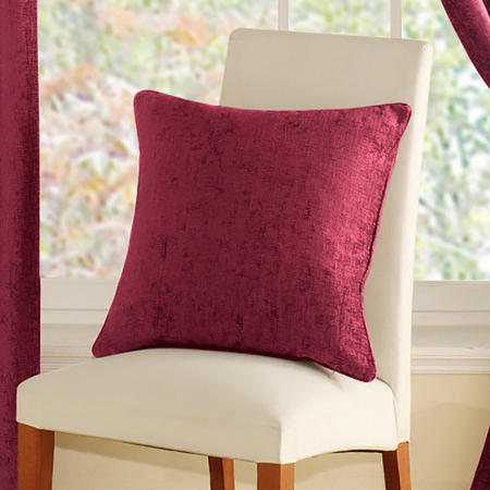 Vogue Cushion Cover Red