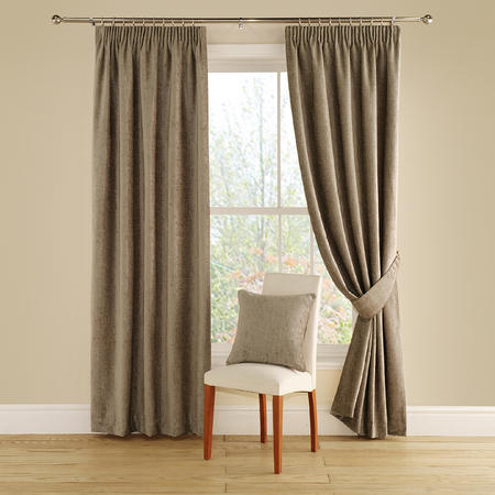 Vogue Curtains Taupe