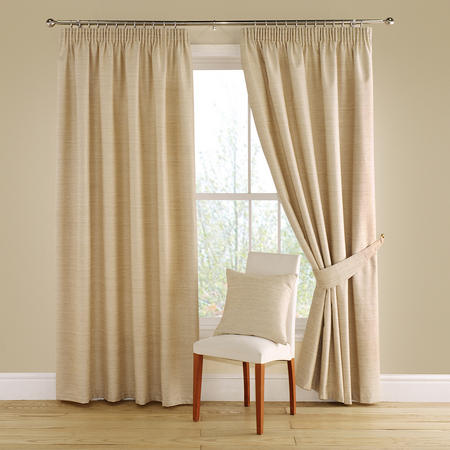Totem Curtains Natural