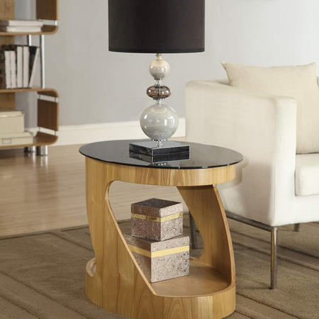 Curve JF304 Lamp Table
