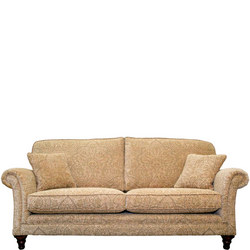 Juliette Small Sofa Kirman Pattern Antique