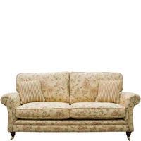 Juliette Large Sofa Semi Ramis Pattern