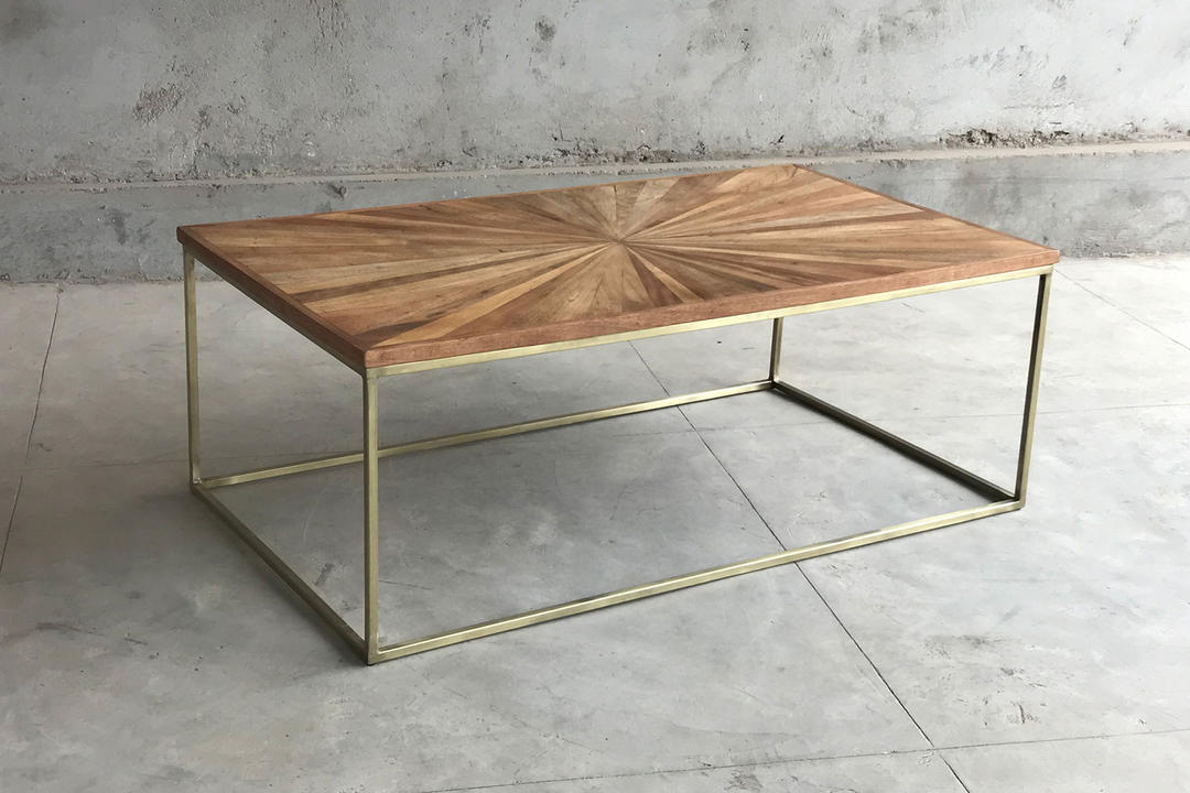 Jupiter Sunburst Coffee Table