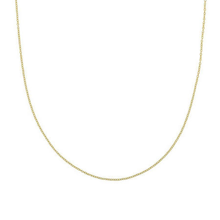 Gold Simple Fine Chain