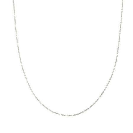 Silver Simple Fine Chain