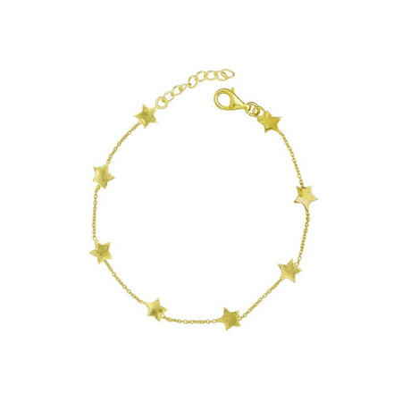 Gold You Are My Shining Star Bracelet