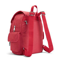 City Pack S Small Backpack Red