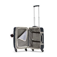 Cyrah S Small Cabin Spinner With 2 Compartment Division Navy