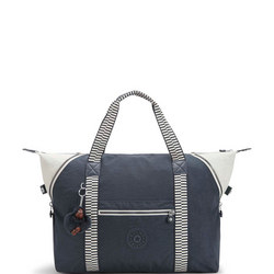 Art M Travel Tote Navy