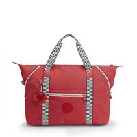 Art M Travel Tote Red