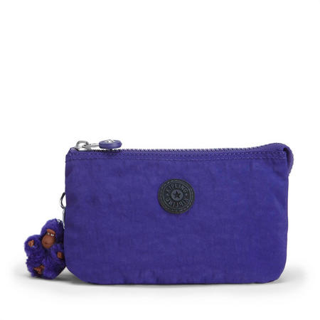 Creativity L Large Purse Purple