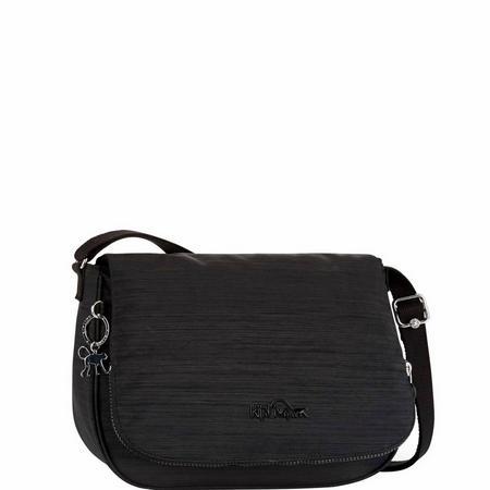 Earthbeat M Medium Shoulderbag Dazz Black