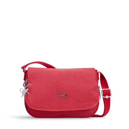 Earthbeat SSmall Shoulderbag (Across Body) Red