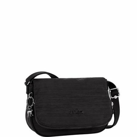Earthbeat S Small Shoulderbag Dazz Black