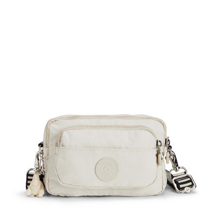 Multiple Waistbag Convertible To Shoulderbag White