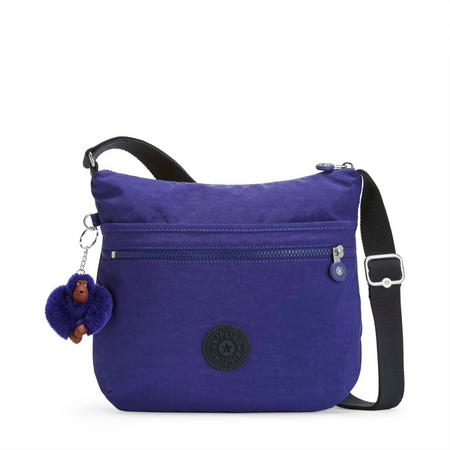 Arto Shoulderbag (Across Body) Purple