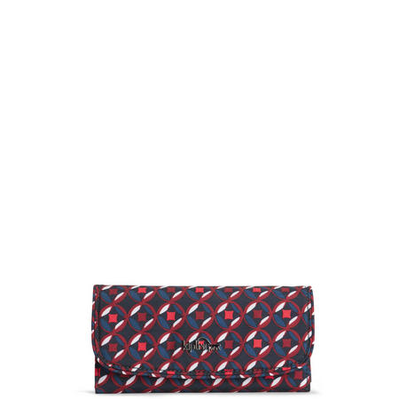 SupermoneyLarge Wallet Red