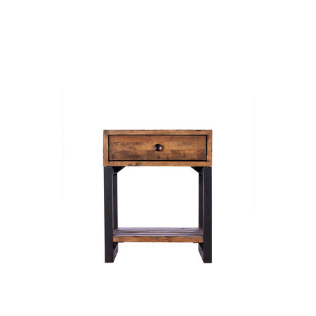 Nixon Lamp Table with Drawer